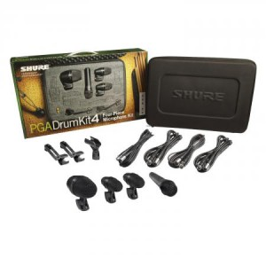 Shure drum microfoon set