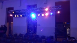 Lichtshow voor band, orkest of musical