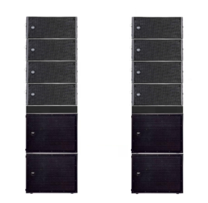 RCF Line Array Stack XL