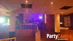 PartyZaan Drive In Bruiloft Show