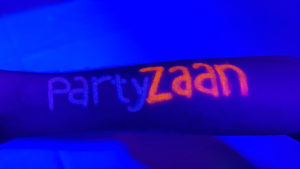 PartyZaan glow in the dark stift