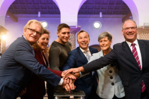 PartyZaan Rode knop Opening MBO 2019