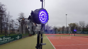 Blacklight LED outdoor waterdicht